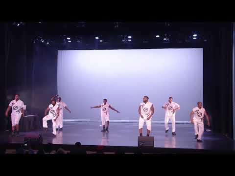 Alpha Phi Alpha (University of Delaware Step Show '17)