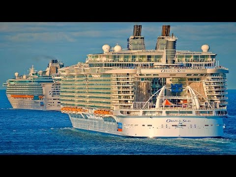 TOP 5  Most Expensive  and Luxurious Cruise Ships Ever Built in the World.