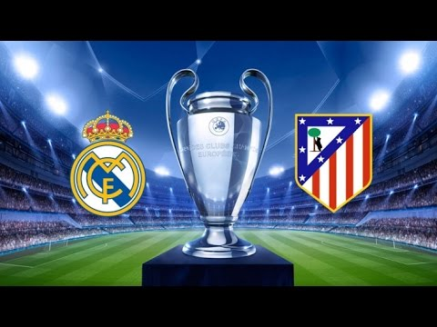 FIFA 16 - Real Madrid vs Atletico Madrid - Champions League Final (CPU controlled)