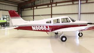 N8068J. 1981 Piper PA28-181 Aircraft For Sale at Trade-A-Plane.com