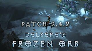 diablo iii delsere s magnum opus frozen orb t11 season 8 wizard
