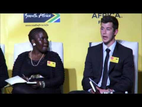 Highlights Of Youth Plenary - Brand Africa FORUM 2011