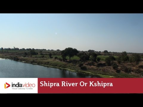 Shipra River at Ujjain