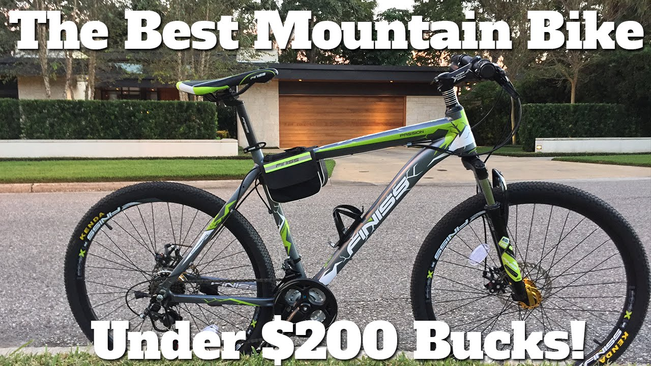 I Found The Best Mountain Bike Under $200! (And what I miss