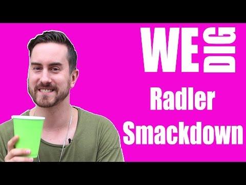 Thirsty Thursday: Radler SMACKDOWN!
