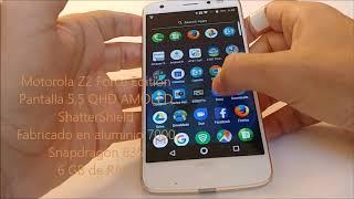 Probamos los nuevos Motorola Moto X4 y Moto Z2 Force Edition