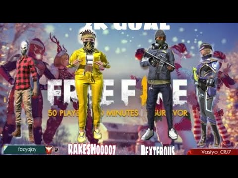 🔴🔴 FREE FIRE //RANKED MATCH//FT. GAMING WITH RAKESH//GLOBAL PLAYERS//GARENA//INDIAN//PING_999+