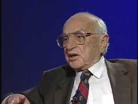 Milton Friedman Interview: Three Categories of Freedom