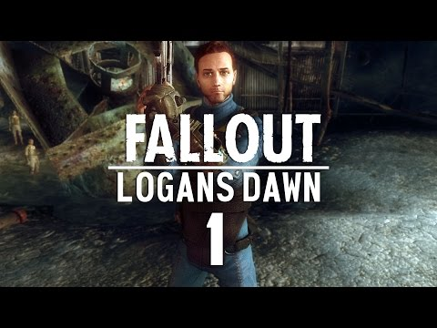 "Logan's Dawn - Let's Roleplay Fallout 3 Episode 1 ""Anamnesis"""