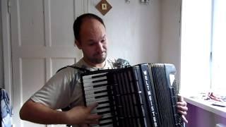 Методика исполнения параллельными терциями на клавишном аккордеоне по методу В.Гридина