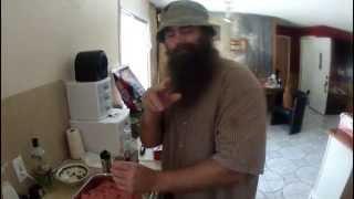 Kickback And Bbq Whiskey Smoked Burgers Video