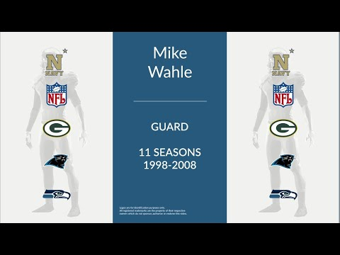 Mike Wahle: Football Guard