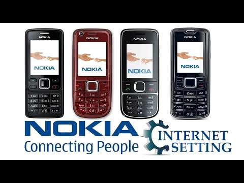 Vodafone 2G - 3G Create Nokia Personal Access point GPRS Internet Settings