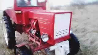Обзор трактора  Т25????