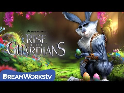 Rise Of The Guardians - Meet Bunnymund