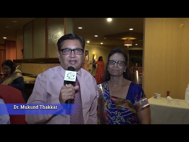 Nina Vyas Hosts Navratri Celebration 2019 - Fairbridge Hotel - New Jersey