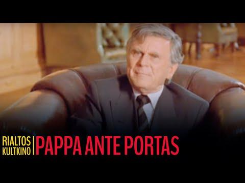 """Loriot: """"Pappa ante portas"""" - Trailer (1990/91)"""