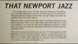 "1963 THAT NEWPORT JAZZ ""All-Stars"" LESTER LEAPS IN"