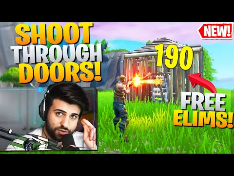YOU Can Use This EASY Trick Every Game For FREE Elims! (Fortnite Battle Royale)