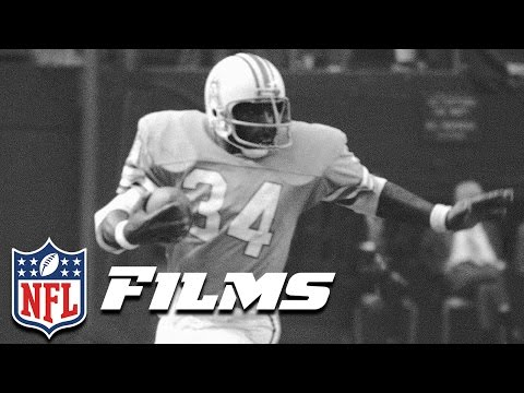#7 Earl Campbell | NFL Films | Top 10 Rookie Seasons of All Time