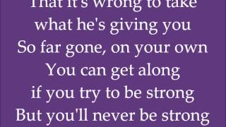 Rich Girl - Hall and Oates - Lyrics