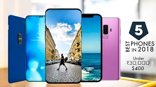 Top 5 Best Chinese Midrange Smartphones 2019