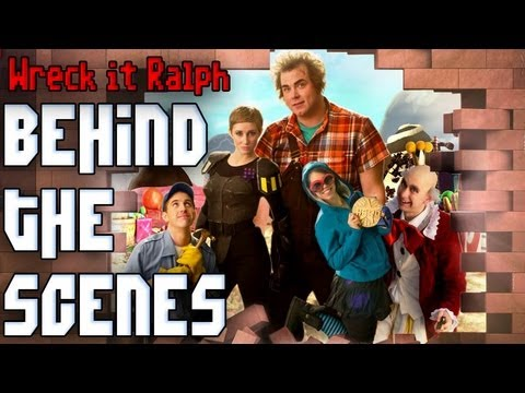 Wreck It Ralph in 60 Seconds - Behind the Scenes