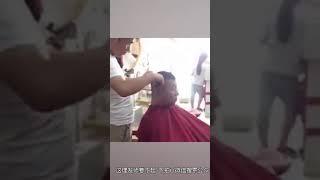 Прикол из Китая, парикмахеры блин😀