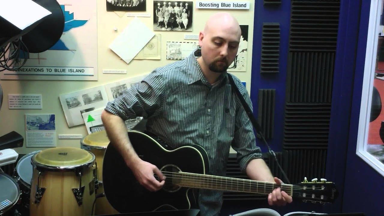 Splish Splash Solo Acoustic Guitar Youtube