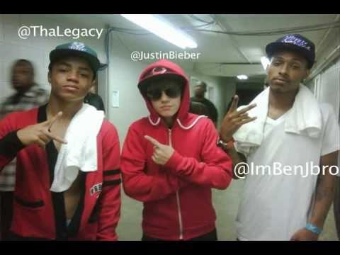 Justin Bieber NEW 2011  Rich Girl Remix ft New Boyz