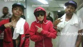 Justin Bieber NEW 2011 - Rich Girl Remix ft New Boyz