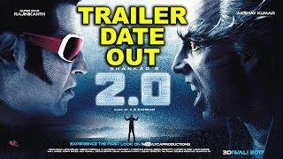 Robot 2.0 trailer release date out   rajnikanth akshay kumar   shankar