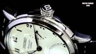 SEIKO PRESAGE SARD007 セイコー プレサージュ メカニカル琺瑯ダイヤル 渡辺力デザインモデル thumbnail