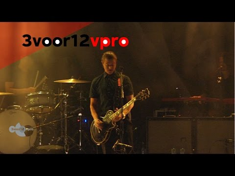 Interpol live @ Lowlands 2015