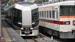 500系「リバティ」 東武日光線 東武日光駅発車!