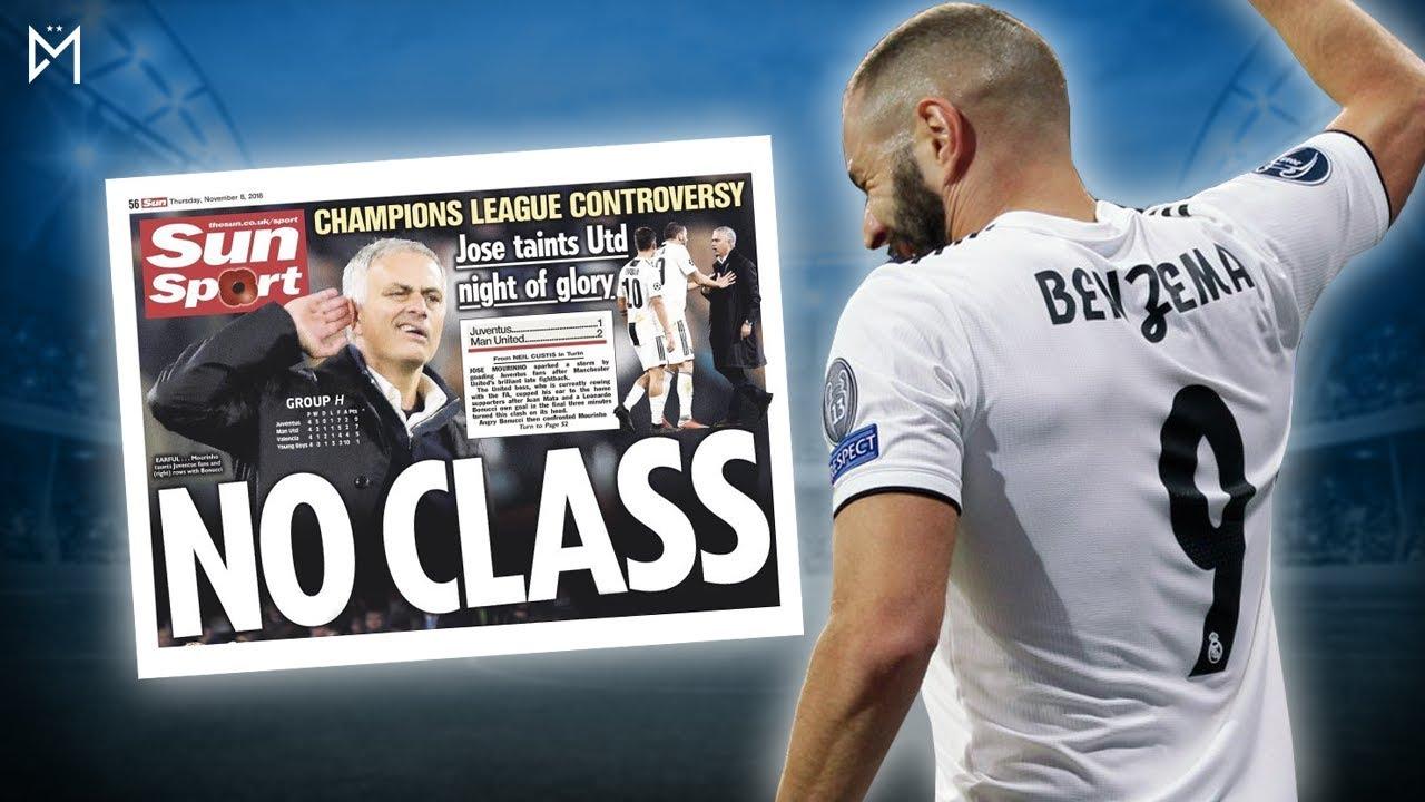 La célébration de Mourinho divise, Benzema passe la barre des 200 ...