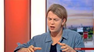 Tom Odell Interview BBC Breakfast 2013