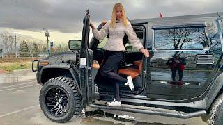 Купить МЕРТВЫЙ Hummer за 800 тр и вложить еще МИЛЛИОН. Хаммер бойца. Лиса рулит