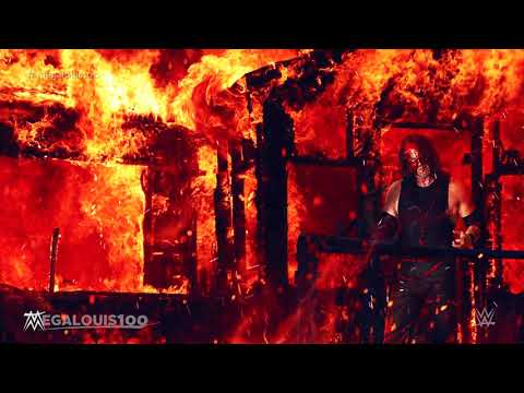 Kane 11th and NEW WWE Theme Song -