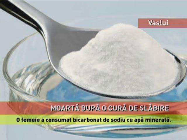retete de slabit cu lamaie si bicarbonat)