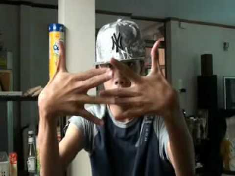 Finger Tutting Freestyle