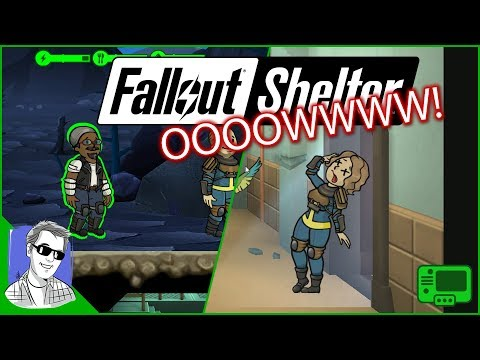 Fallout Shelter Vault 628 Three Dog EP66