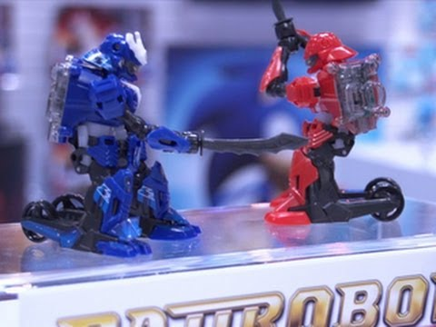 CNET Update - Tech transforms playtime at Toy Fair 2014