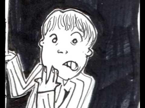 "The Troggs: ""Black Bottom"" cartoon video"