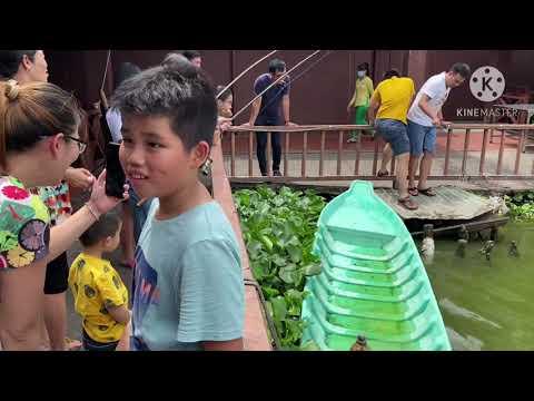 Nhà hàng sinh thái Bình Xuyên Sài gòn