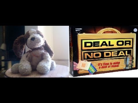 how to play deal or no deal board game