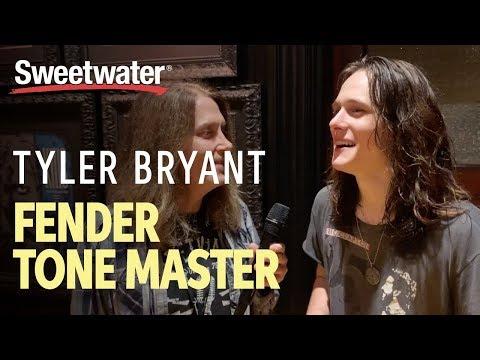 Fender Tone Master Twin Reverb 200-watt 2x12