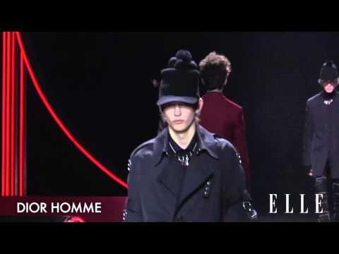 【F2016巴黎男裝時裝週】Dior Homme
