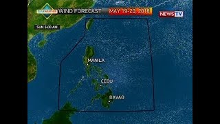 BP: Weather update as of 4:23 p.m. (May 18, 2018)