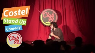 Heckleri (sau vorbitorii dea-n pulea) - Costel Club 99 Stand-up Comedy